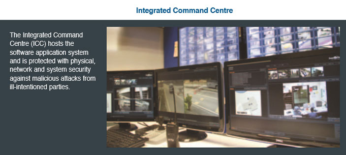 intergrated command centre